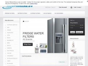 Buy magic Samsung ef-9603 / wsf-100 fridge filter r!